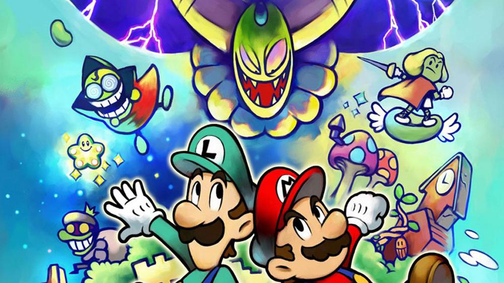 Rumor Mario Luigi Superstar Saga Is Getting A 3ds Rerelease