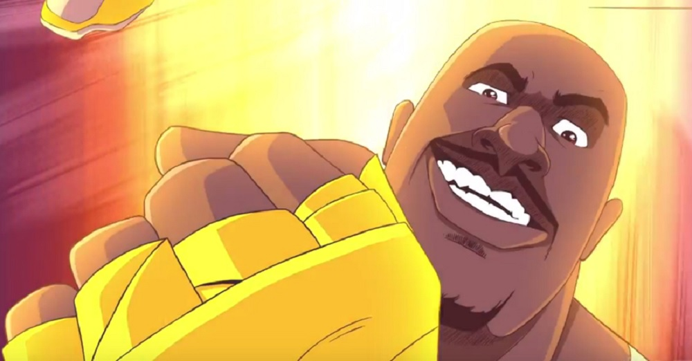 That ludicrous Shaq Fu sequel is coming to Switch screenshot