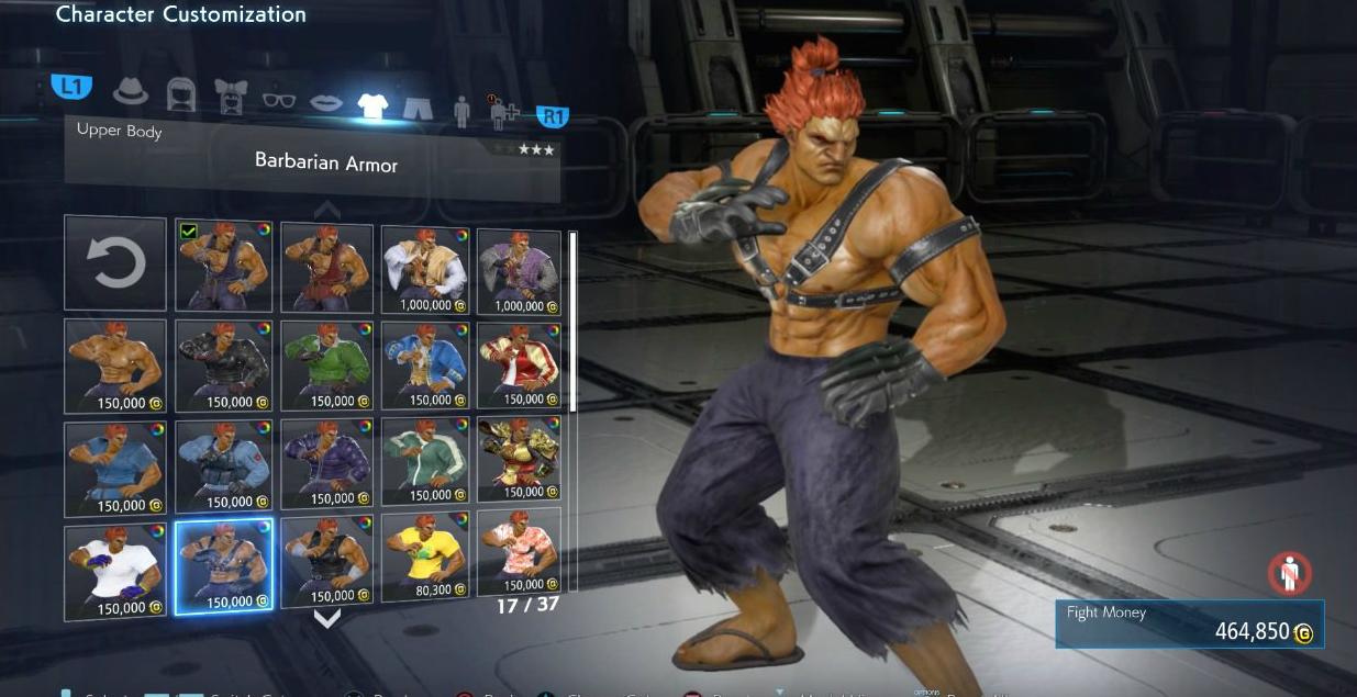 Tekken 7 has a ton of customization options, if you're into that screenshot