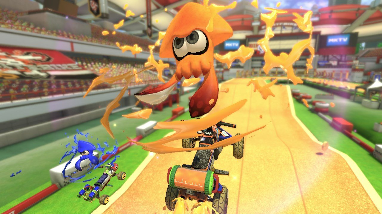 Did you upgrade to Mario Kart 8 Deluxe, or are you angry it exists? screenshot
