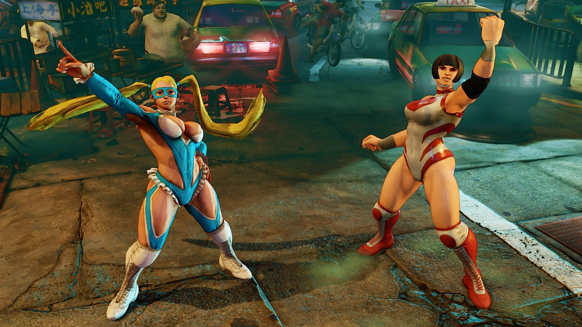 Capcom is holding another beta for Street Fighter V's revamped online play screenshot