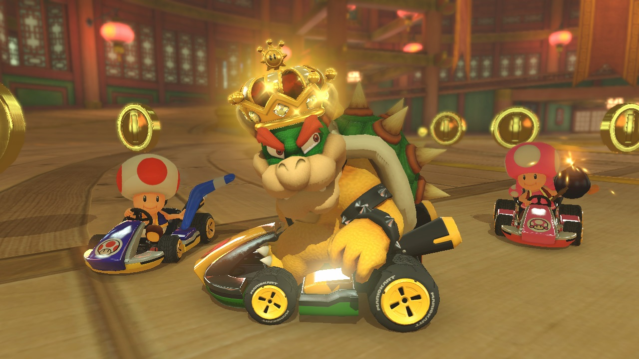Nintendo says Mario Kart 8 Deluxe is fastest-selling Mario Kart ever screenshot