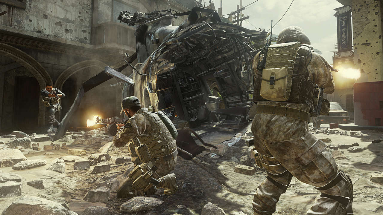 Modern Warfare Remastered might be getting a standalone release this summer screenshot