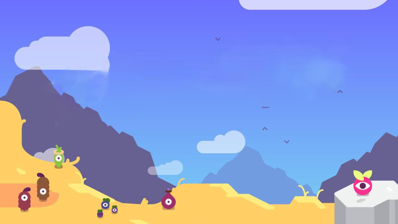Review: TumbleSeed screenshot
