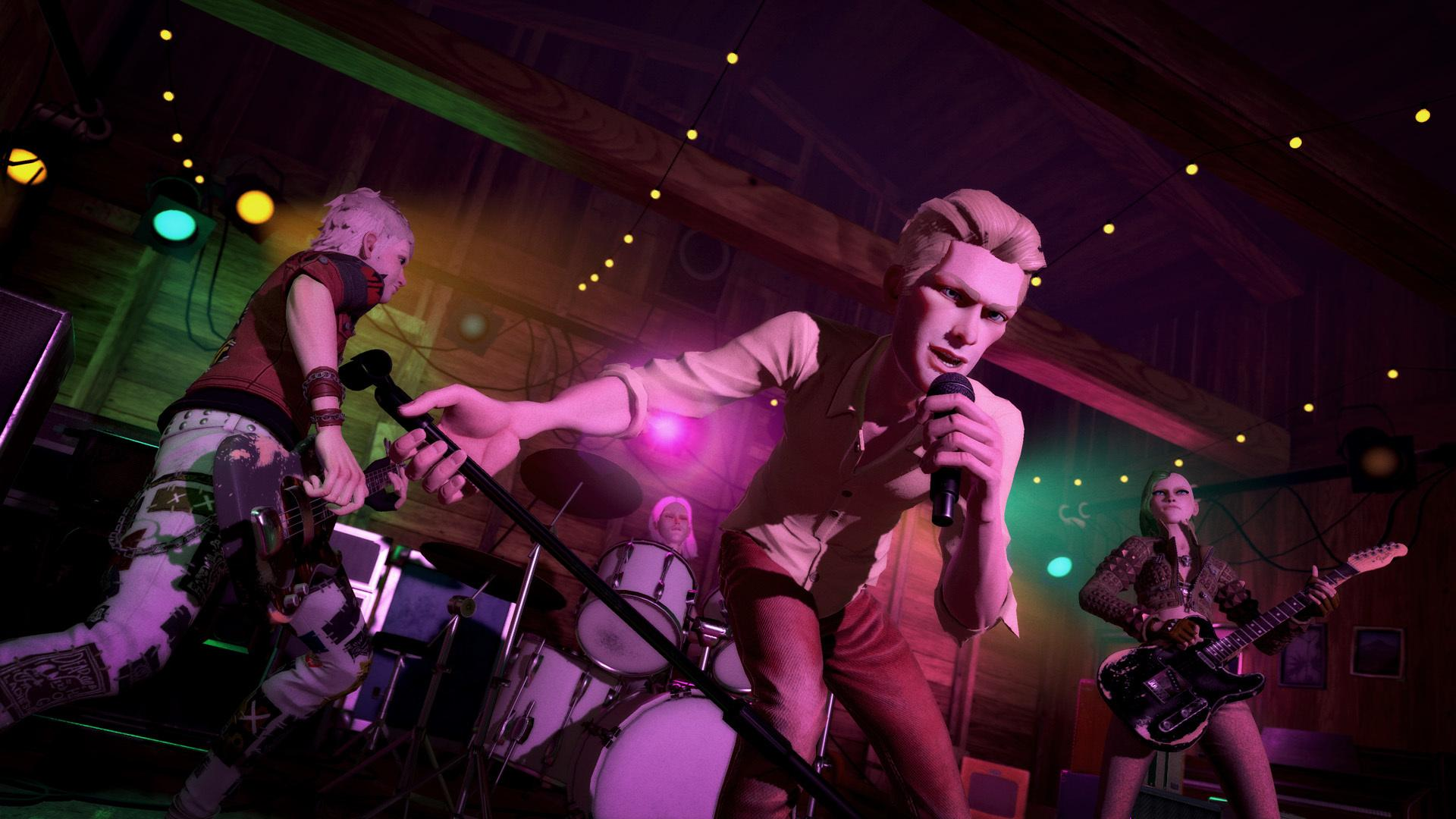 Tip up your cup and throw your hands up, 'This Is How We Do It' is coming to Rock Band screenshot