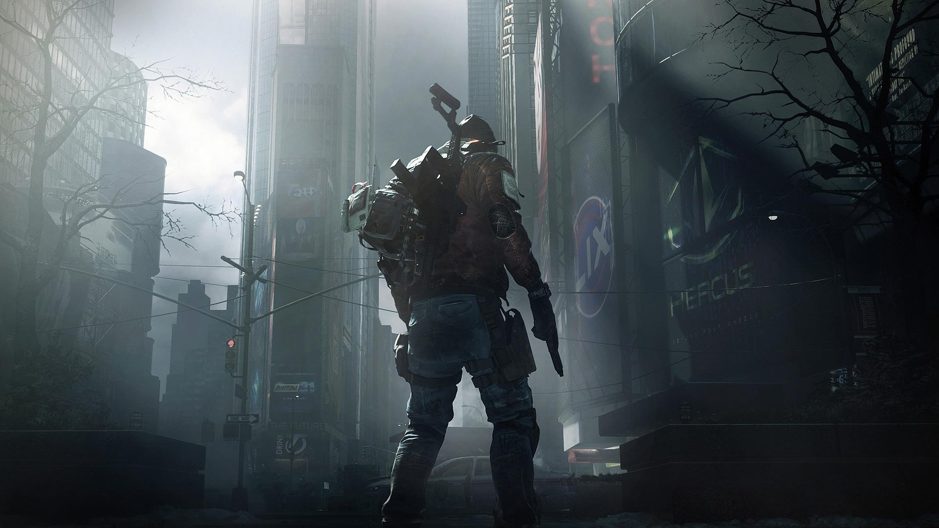 You can try out the Division for free this weekend screenshot
