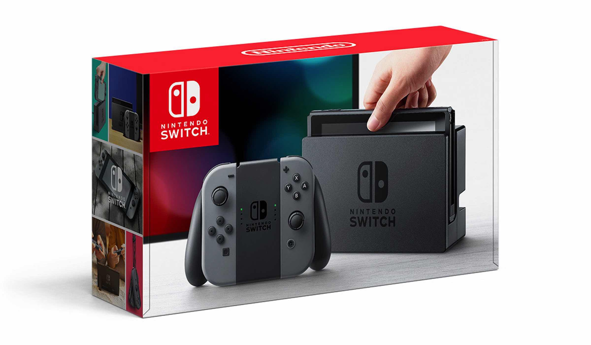 Three Nintendo Switch Bundles available on eBay at uninflated prices screenshot