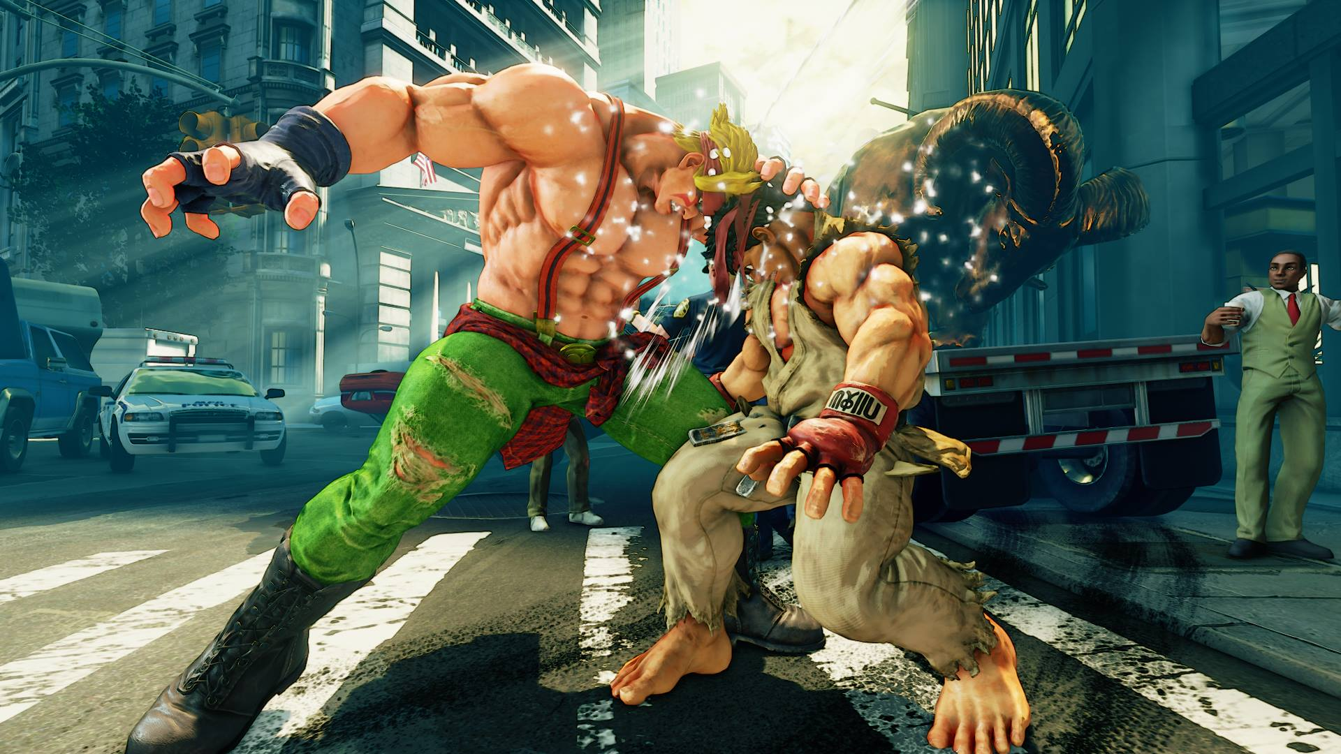 Street Fighter V is a fantastic game that Capcom is handling all wrong screenshot