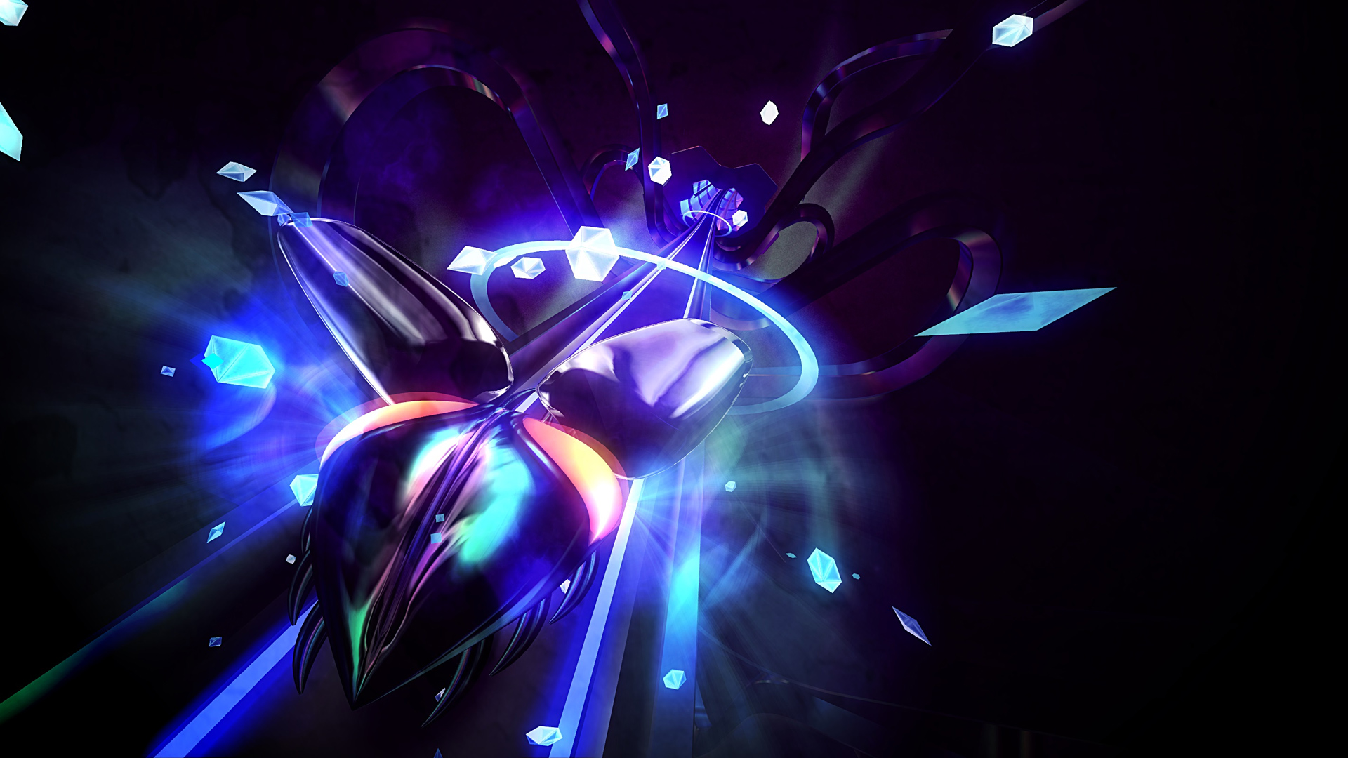 Thumper slides to Nintendo Switch in two weeks screenshot