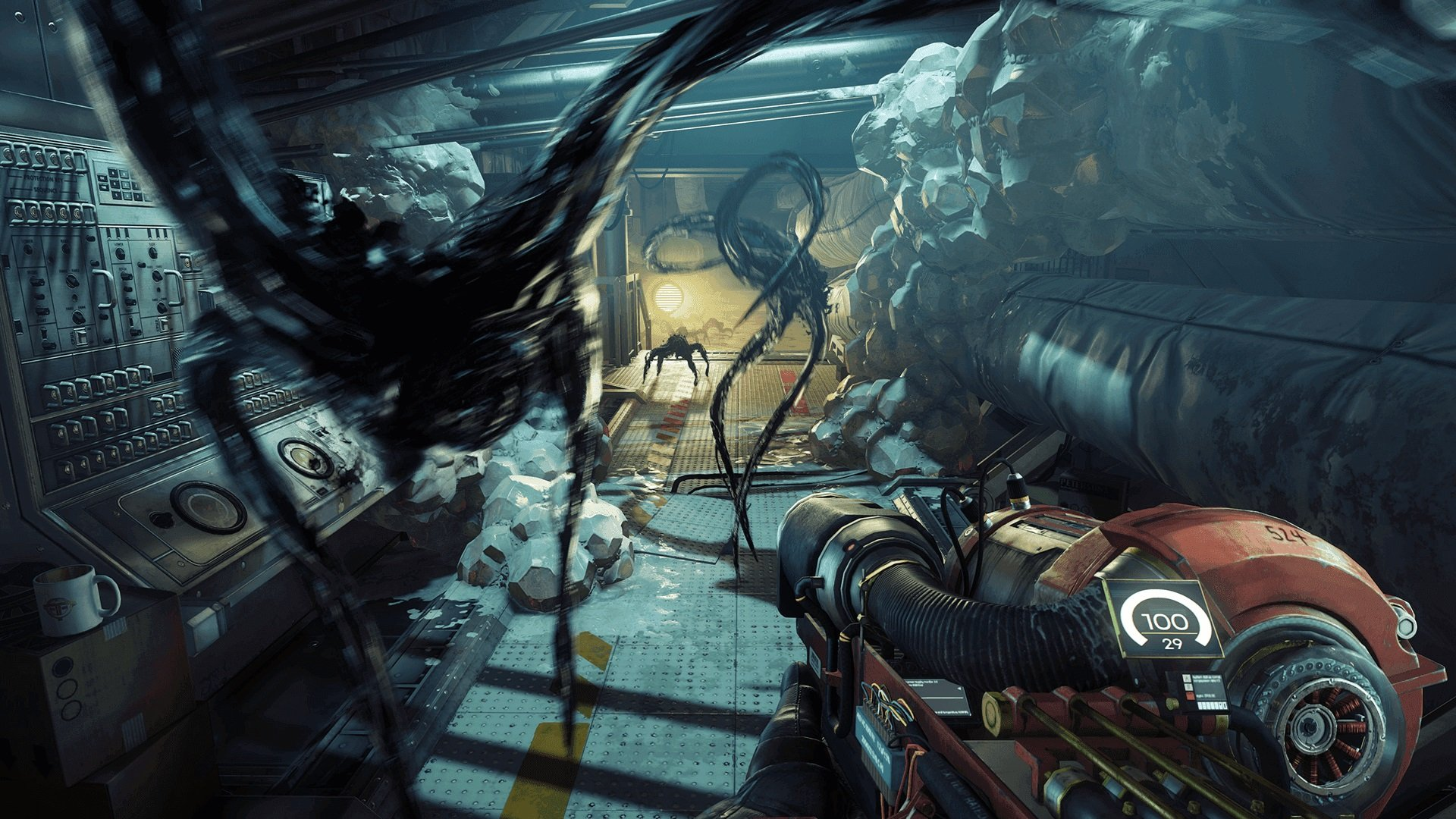 How to get unlimited skill points in Prey screenshot