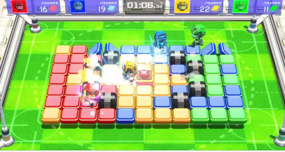 Battle Sports Mekuru could give Switch owners a party game fix screenshot