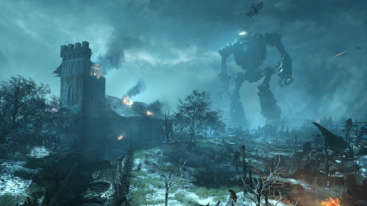 Come see the Zombies Chronicles expansion for Black Ops III screenshot