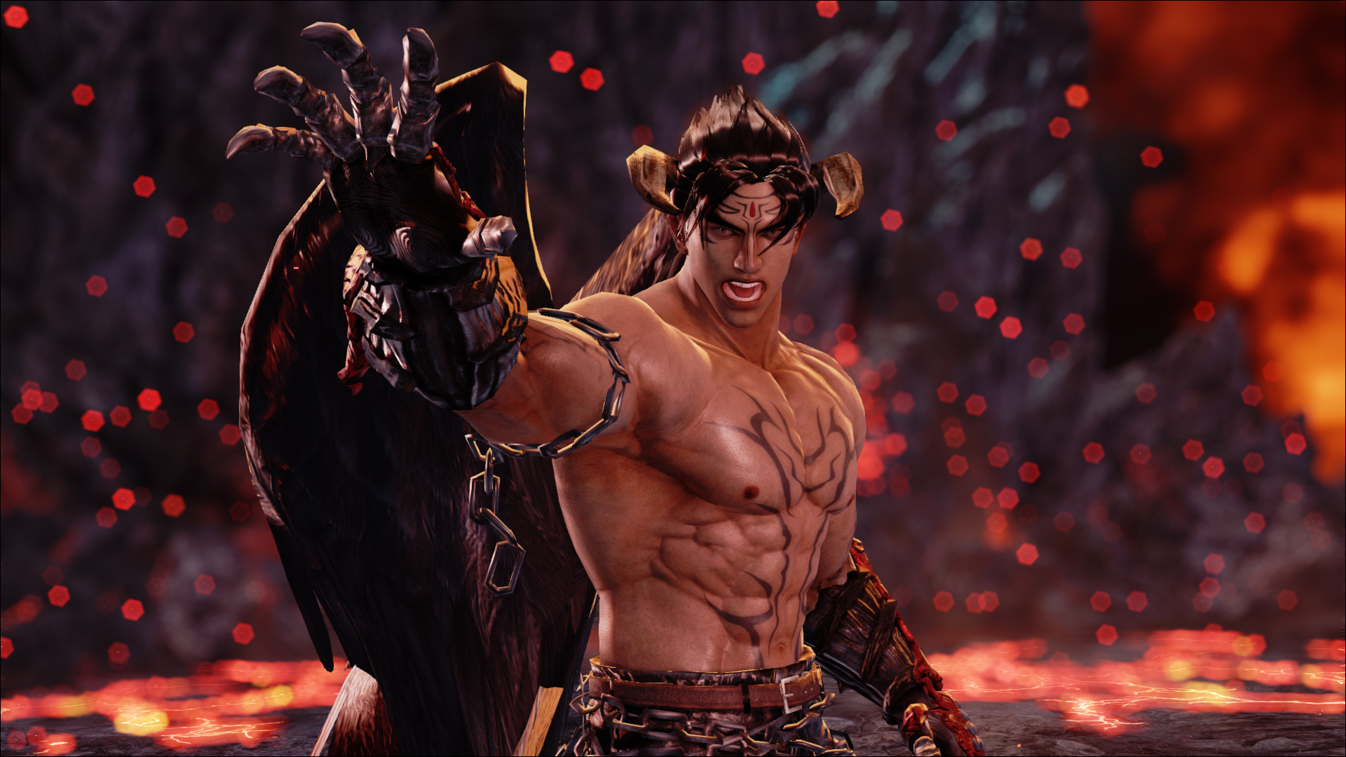 Tekken 7 Is Nearly Here Have A Look At Its Cast Minus Roger Jr