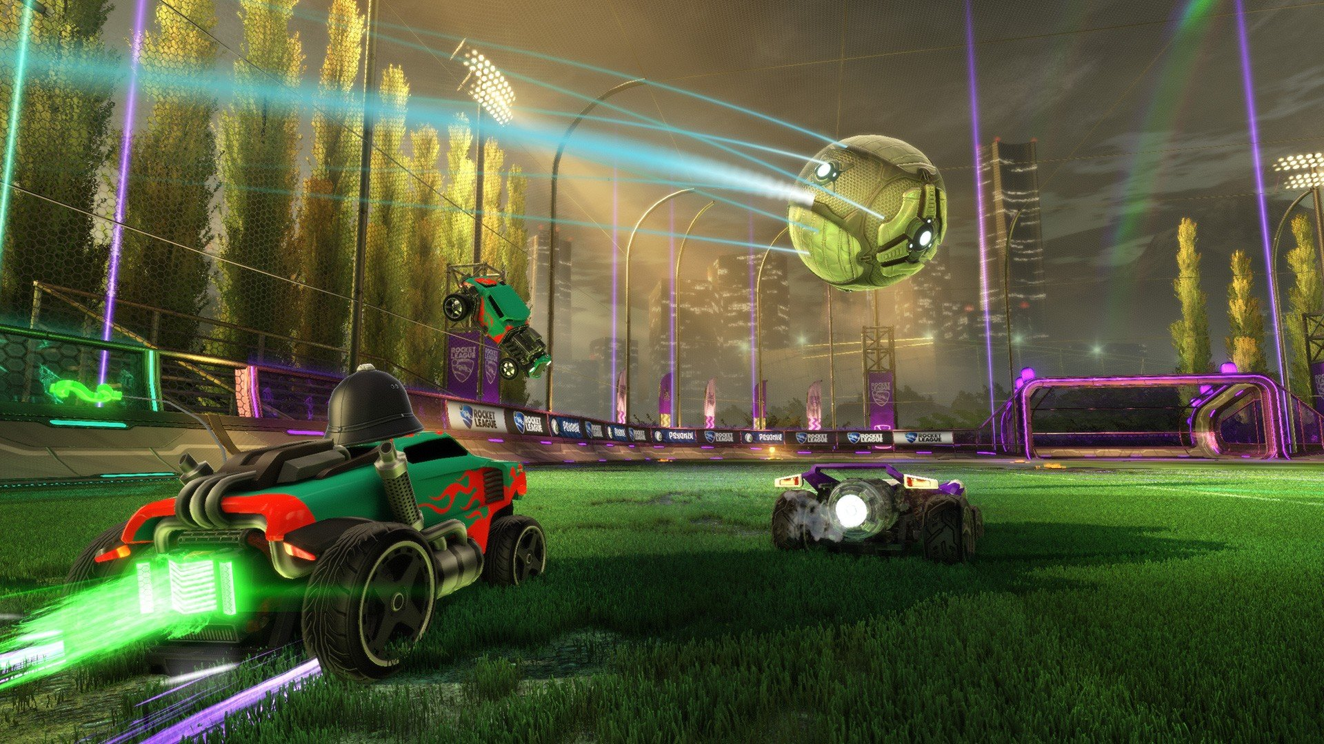 A Rocket League tournament change leads to one of the best unsigned teams getting a sponsor screenshot