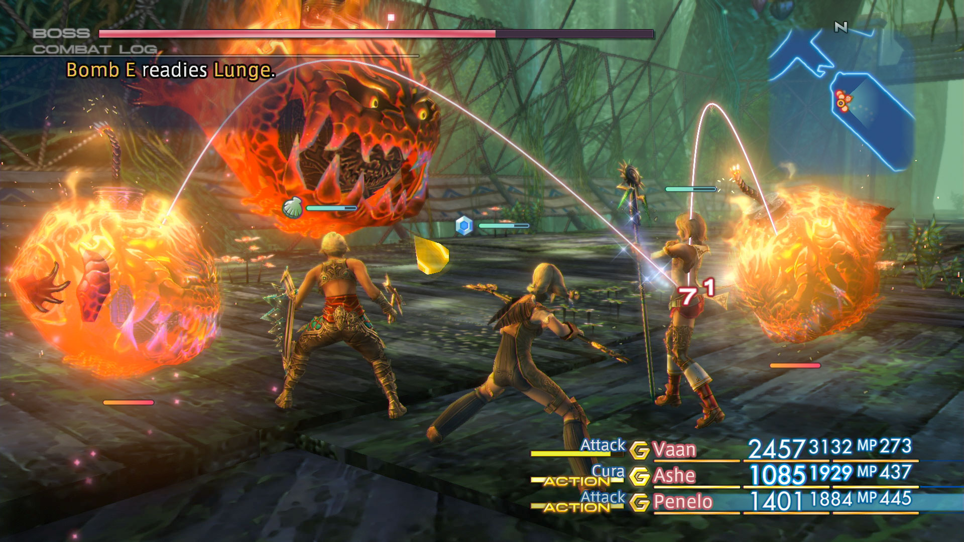 See How Final Fantasy Xii The Zodiac Age Has Been Upgraded For