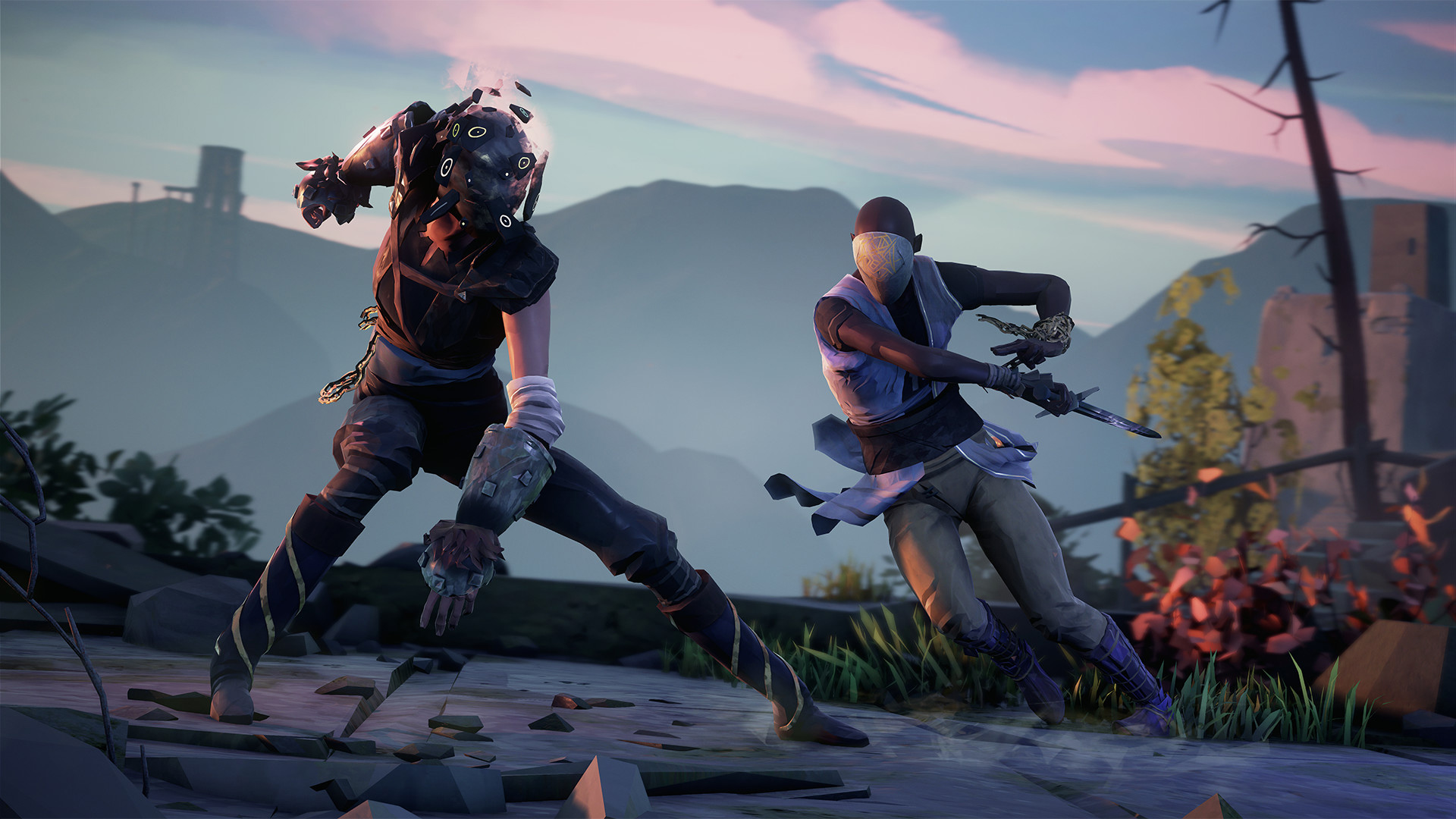 Melee combat game Absolver still looks intriguing screenshot