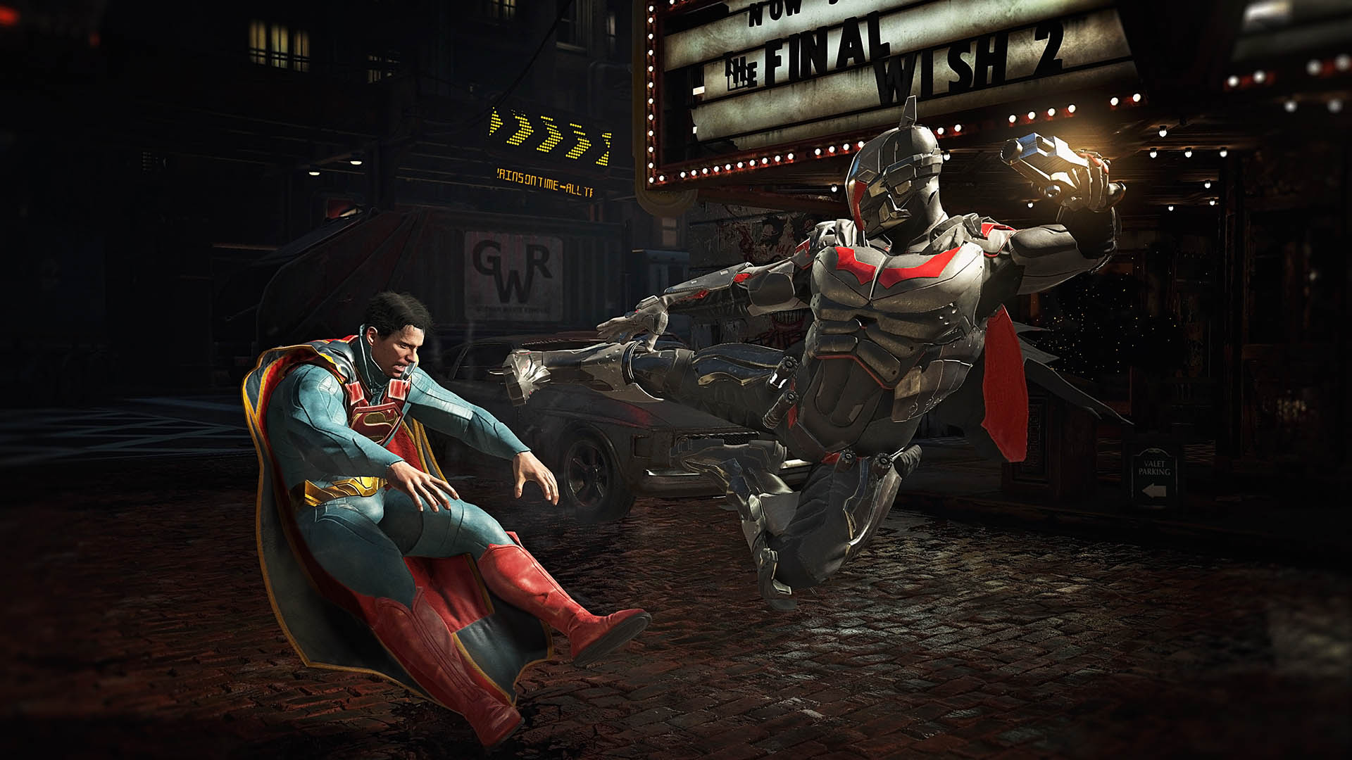 Review in Progress: Injustice 2 screenshot