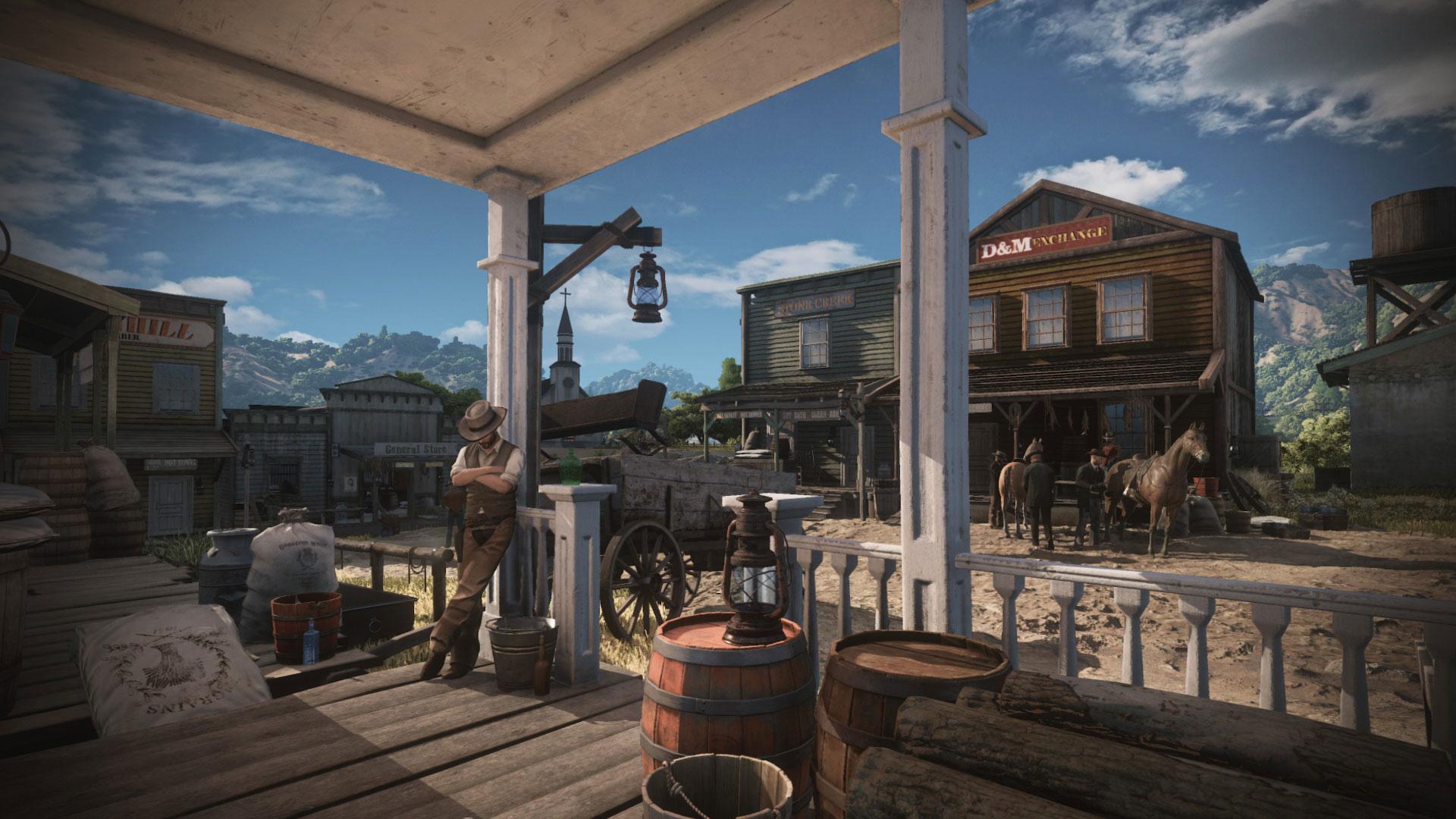 Fans mistake Wild West Online screenshot for Red Dead Redemption 2 'leak' screenshot