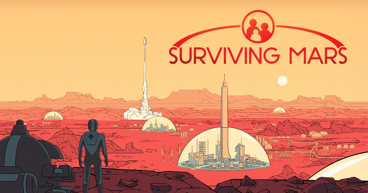 Tropico dev goes to space with Surviving Mars screenshot