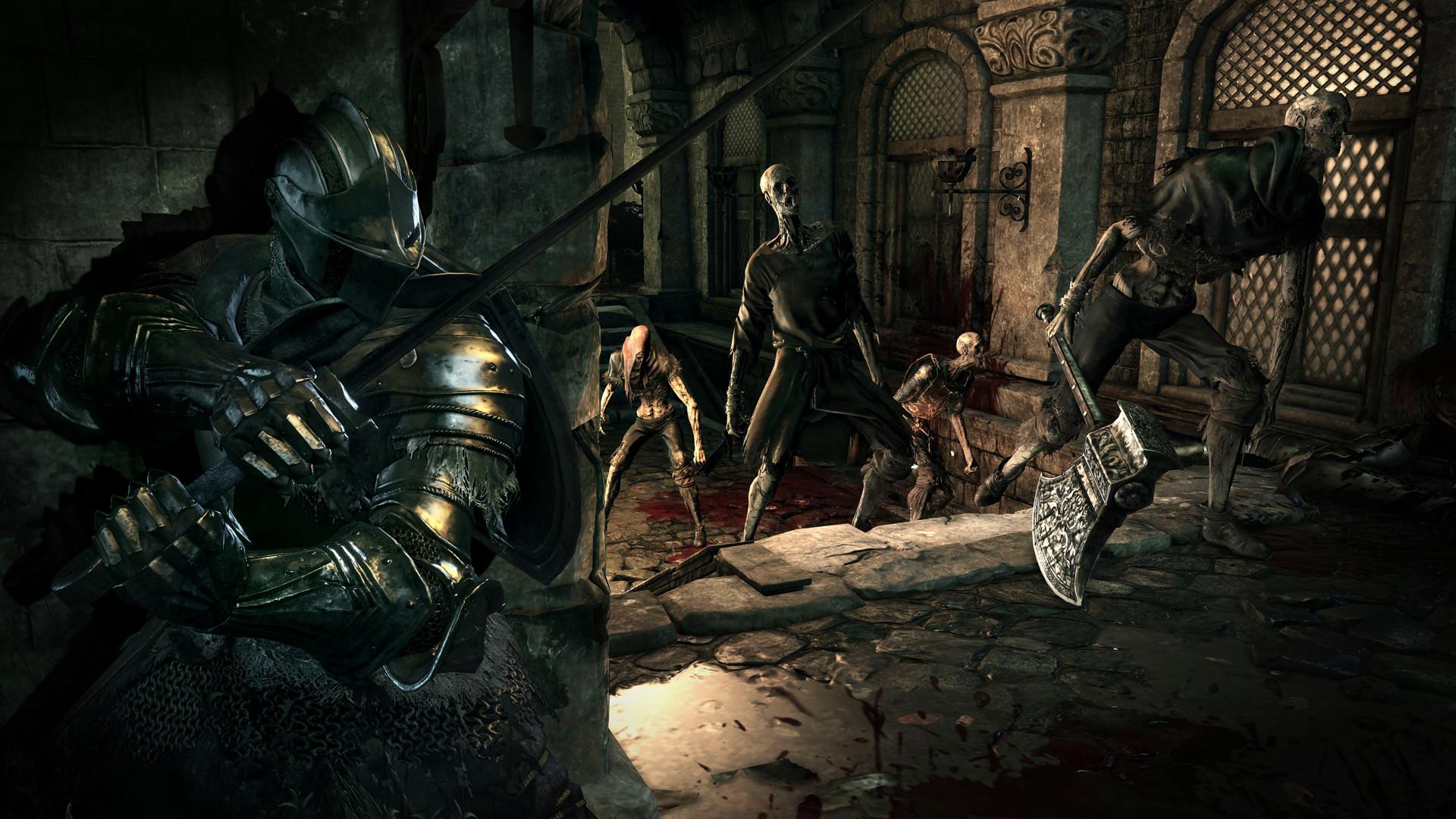 Weekend deals: free games, cheap Dark Souls, and Hitman complete screenshot
