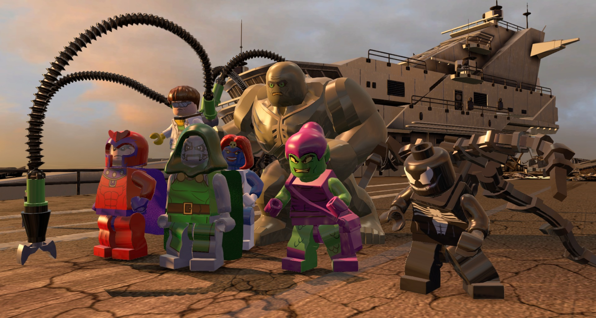 Lego Marvel Super Heroes 2 gets teased, full trailer to be shown May 23 screenshot