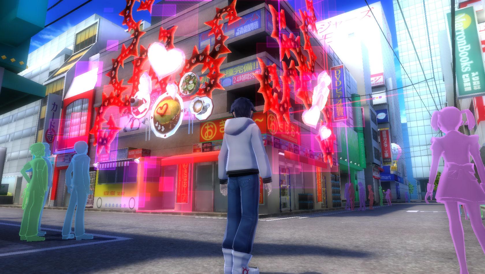 Review: Akiba's Beat screenshot