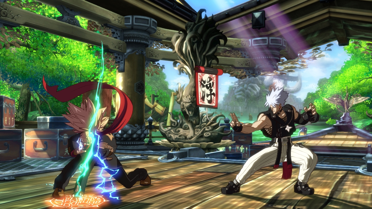 Review: Guilty Gear Xrd Rev 2 screenshot