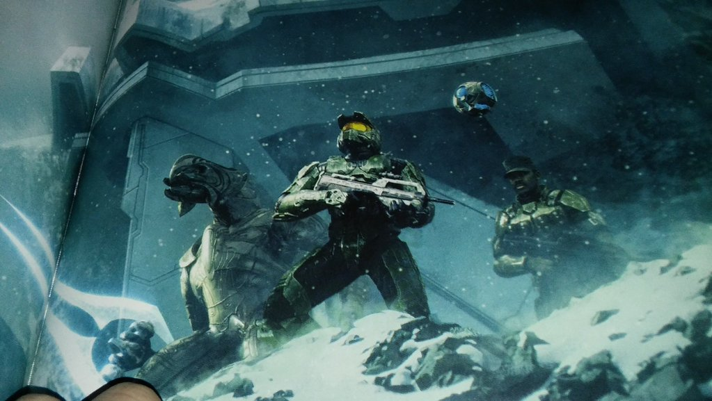 Halo 3 will not be getting a remaster screenshot