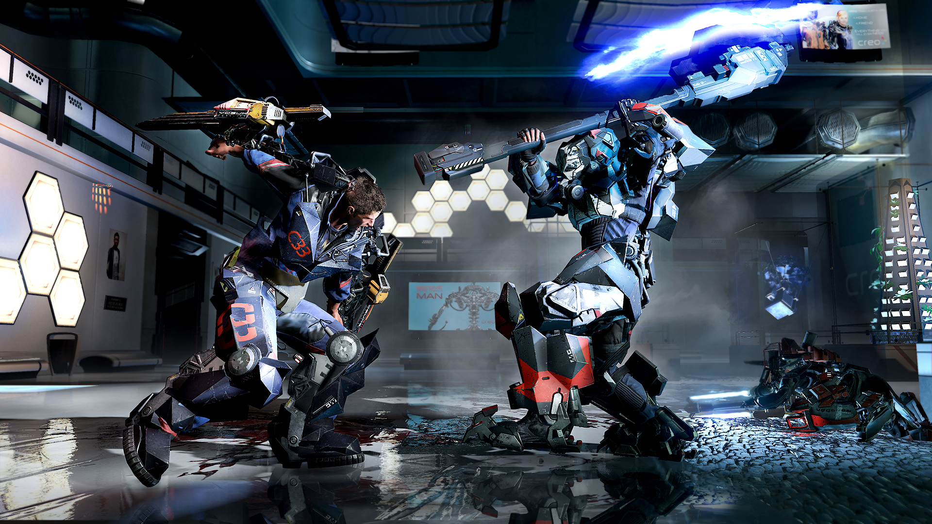 PC deals: The Surge is up to 24% off at launch screenshot