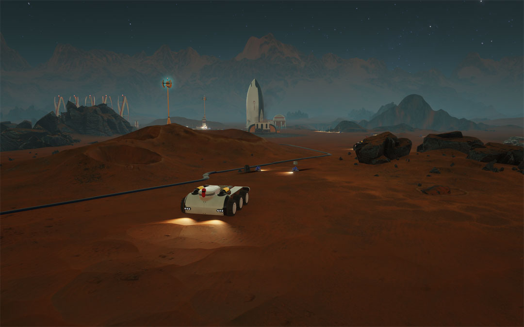 Surviving Mars isn't afraid to let you die on the red planet photo