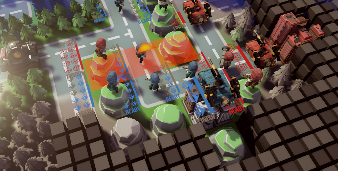 A cute strategy game is coming to Switch, but it's not Advance Wars screenshot