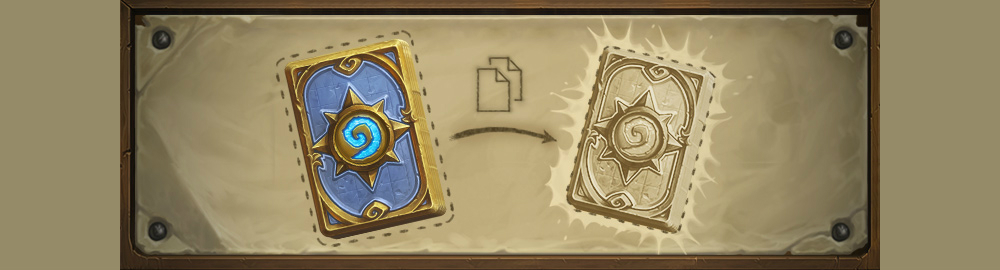 Pretty soon you'll be able to copy and paste entire decklists in Hearthstone screenshot