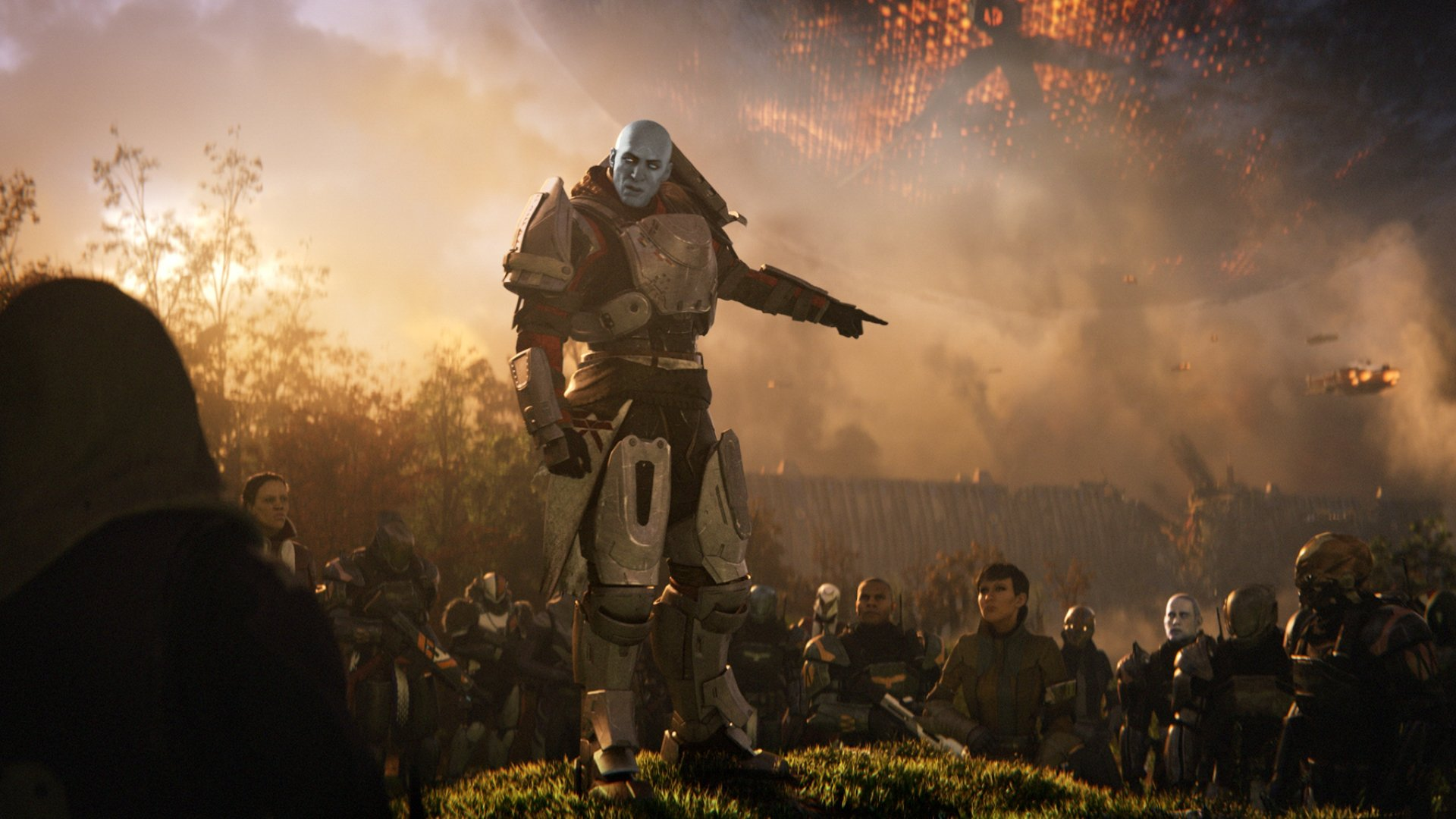 Watch the Destiny 2 livestream reveal right here screenshot