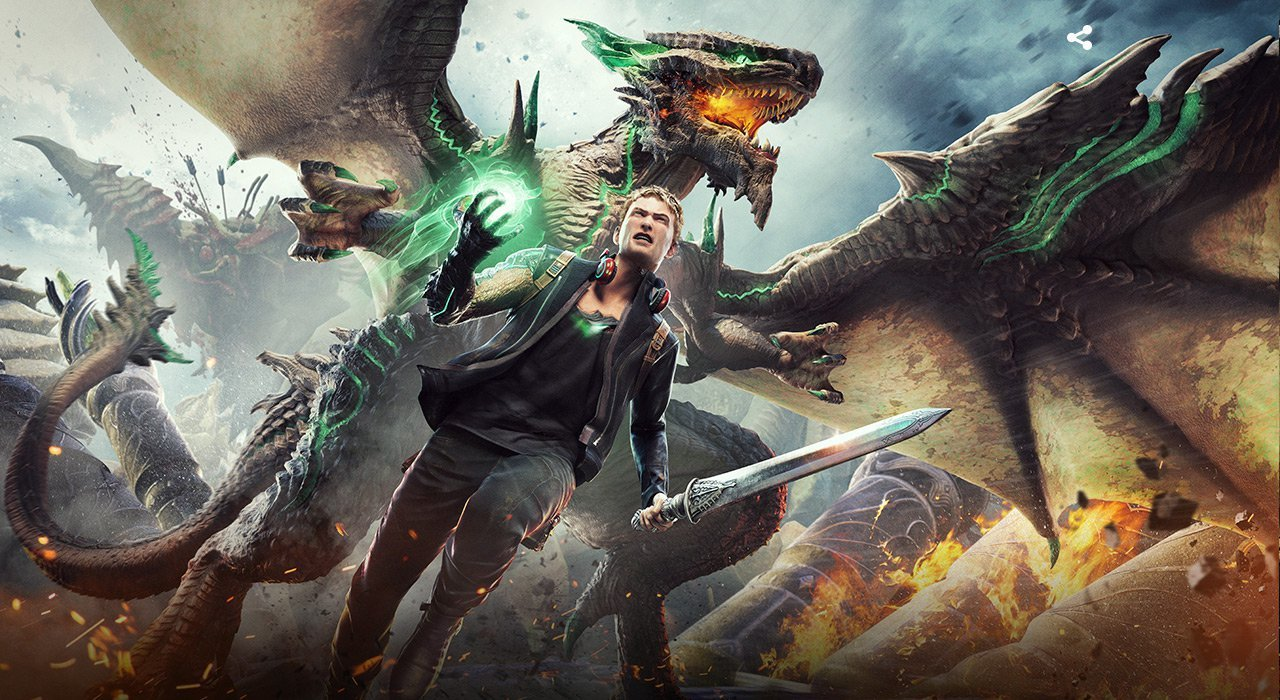 Rumor has it that Microsoft is trying to salvage Scalebound screenshot