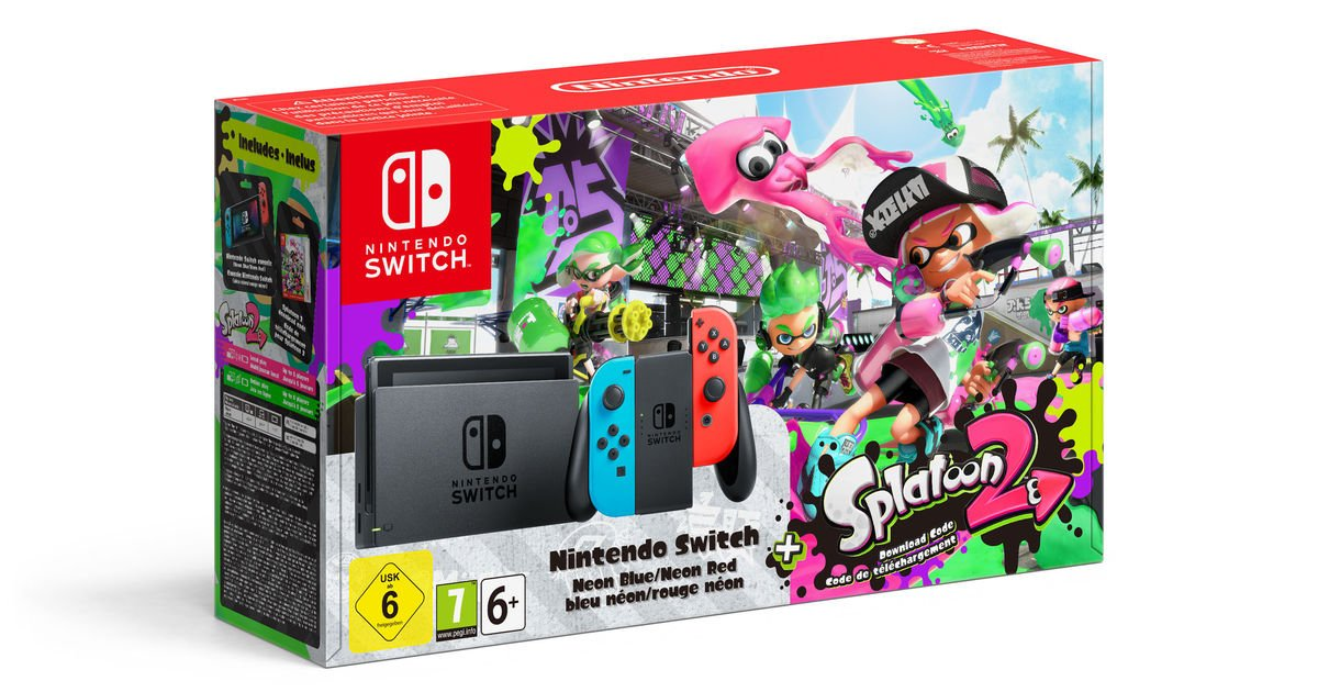 Nintendo selling empty box for five dollars screenshot