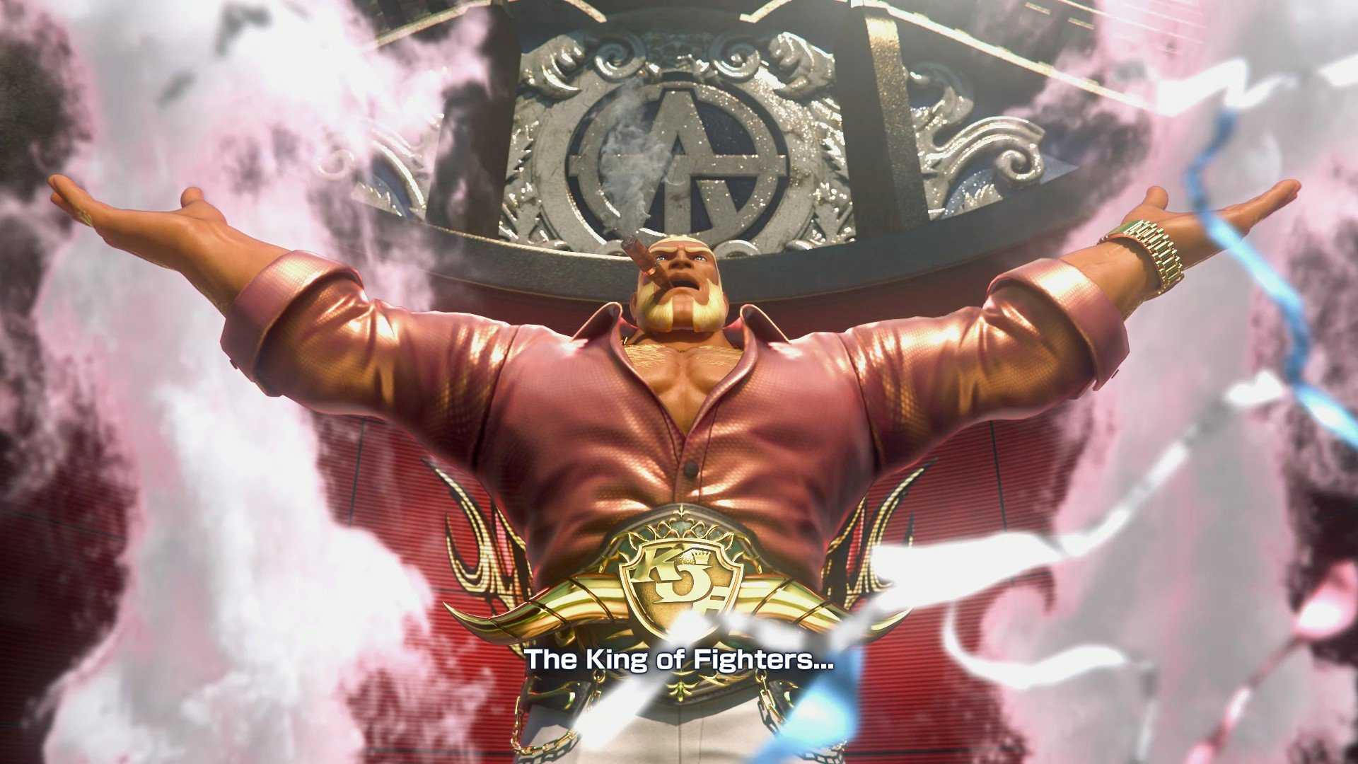 The King of Fighters XIV Steam Edition arrives June 15 screenshot