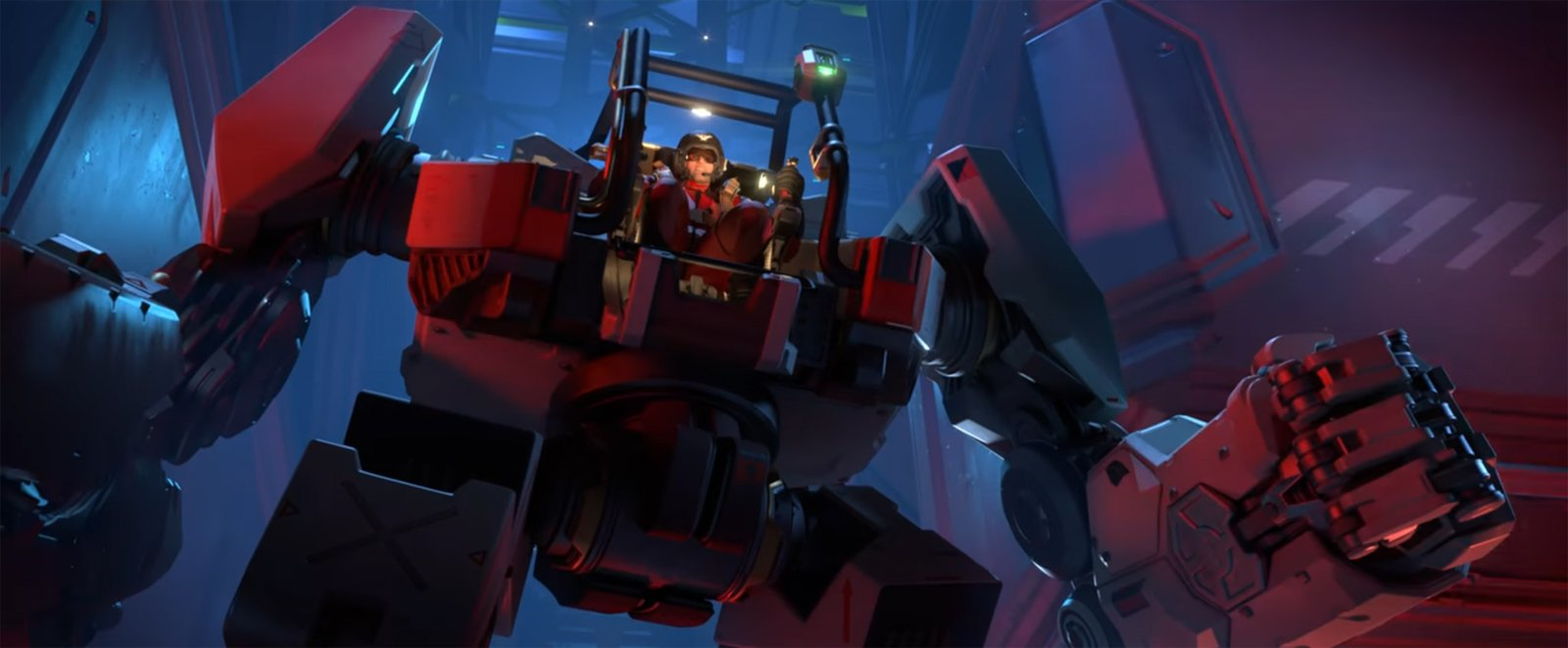There will be more Overwatch shorts, but they 'take a long time' screenshot
