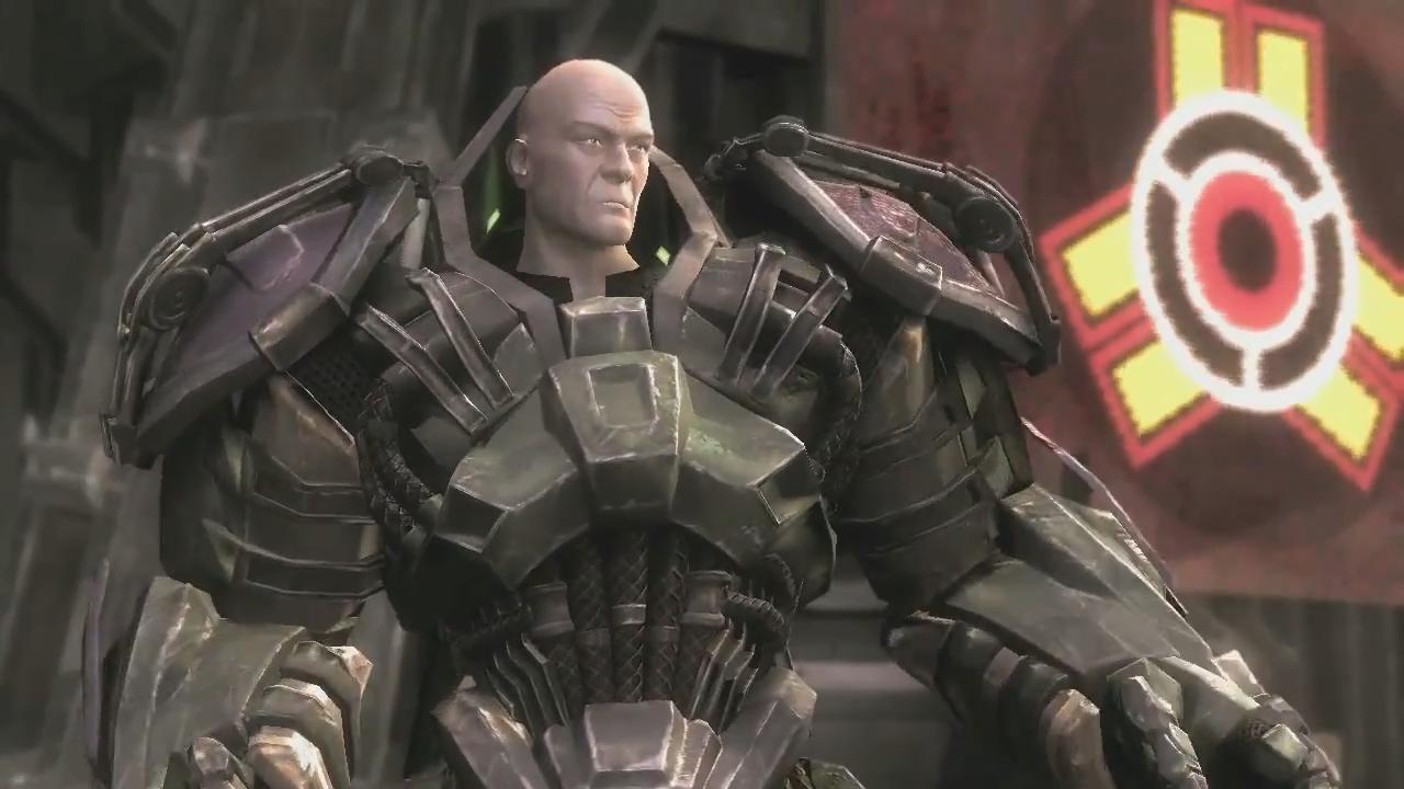 You've got character: Lex Luthor screenshot