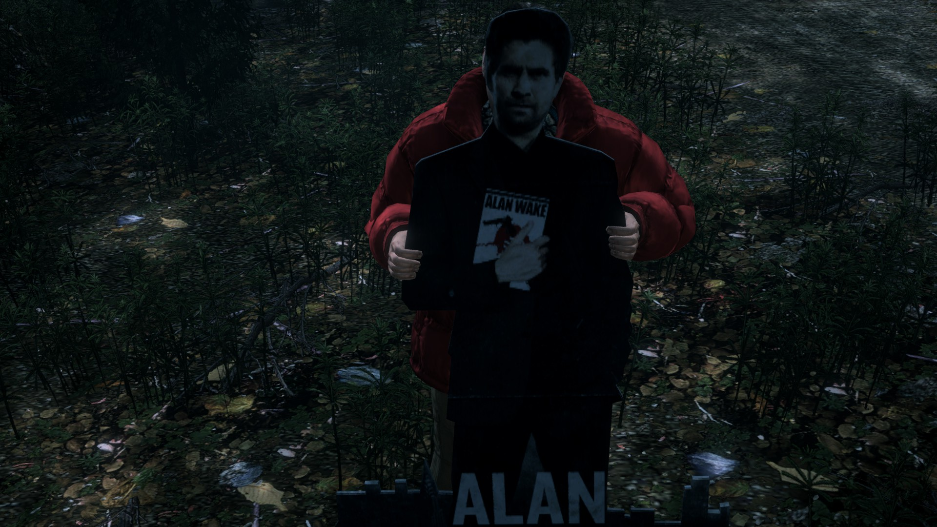 PSA: Alan Wake is still available on the Humble Store screenshot