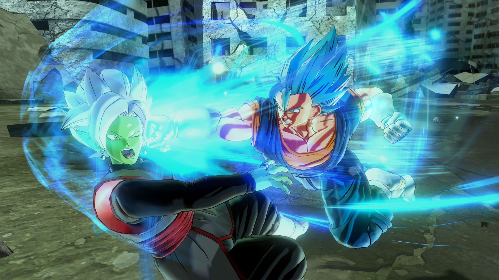 Dragon Ball Xenoverse 2's Switch port coming West this Fall, Super Pack 4 in June screenshot