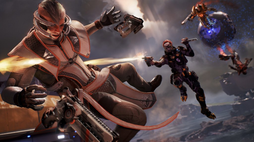 LawBreakers is coming to PS4 at a very competitive price screenshot