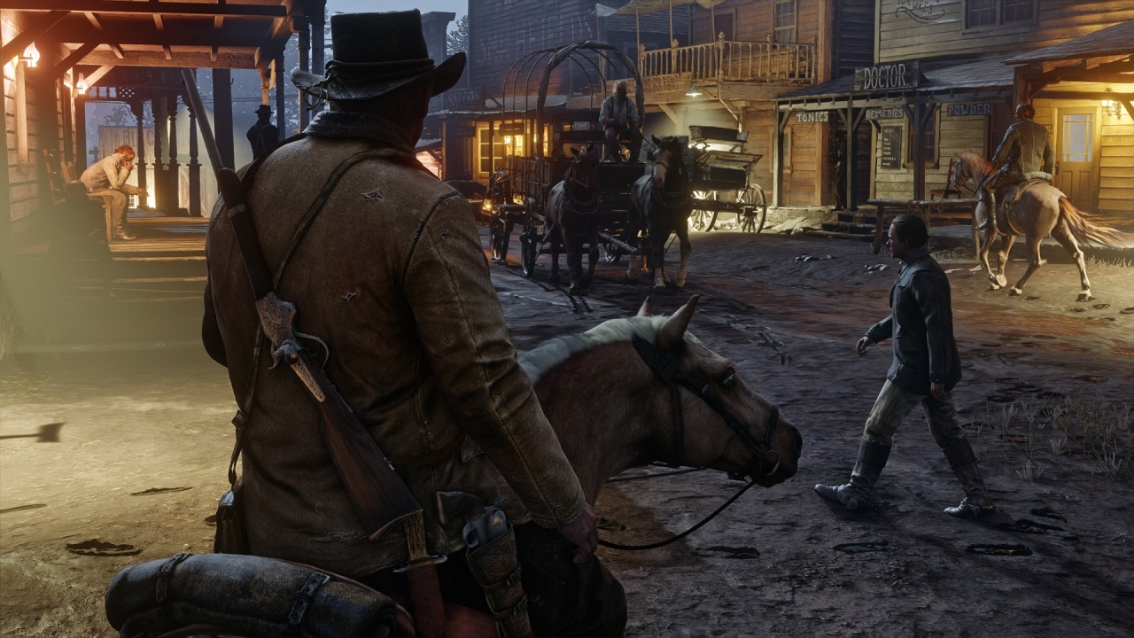 Red Dead Redemption 2 delayed until Spring 2018 screenshot