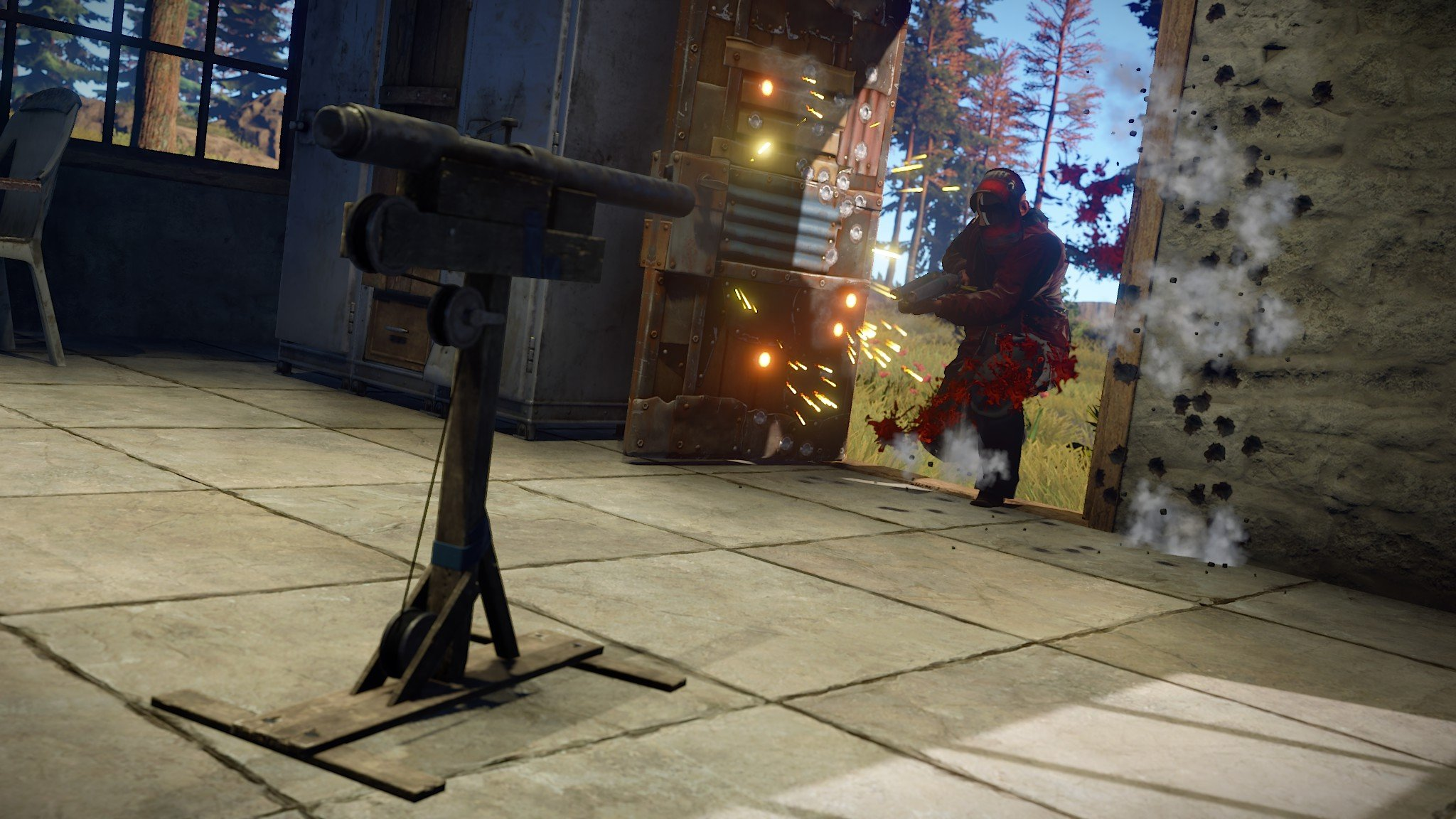 Rust is nearing the end of its run on Steam Early Access screenshot