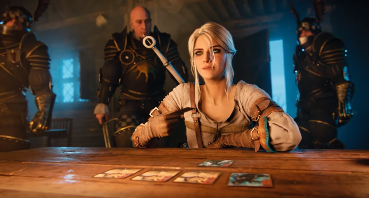 Witcher standalone card game Gwent is now in public beta screenshot