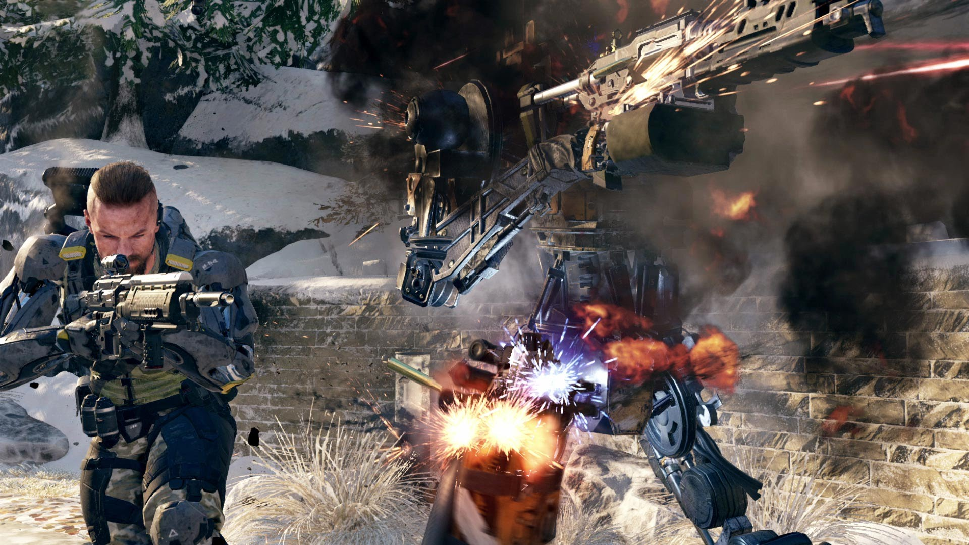 Call of Duty: Black Ops III's DLC will be going free on PC for a month screenshot