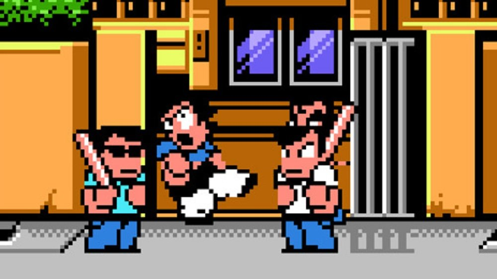 Yet another River City game is coming to the 3DS screenshot