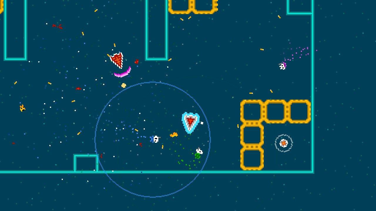 Review: Astro Duel Deluxe  screenshot