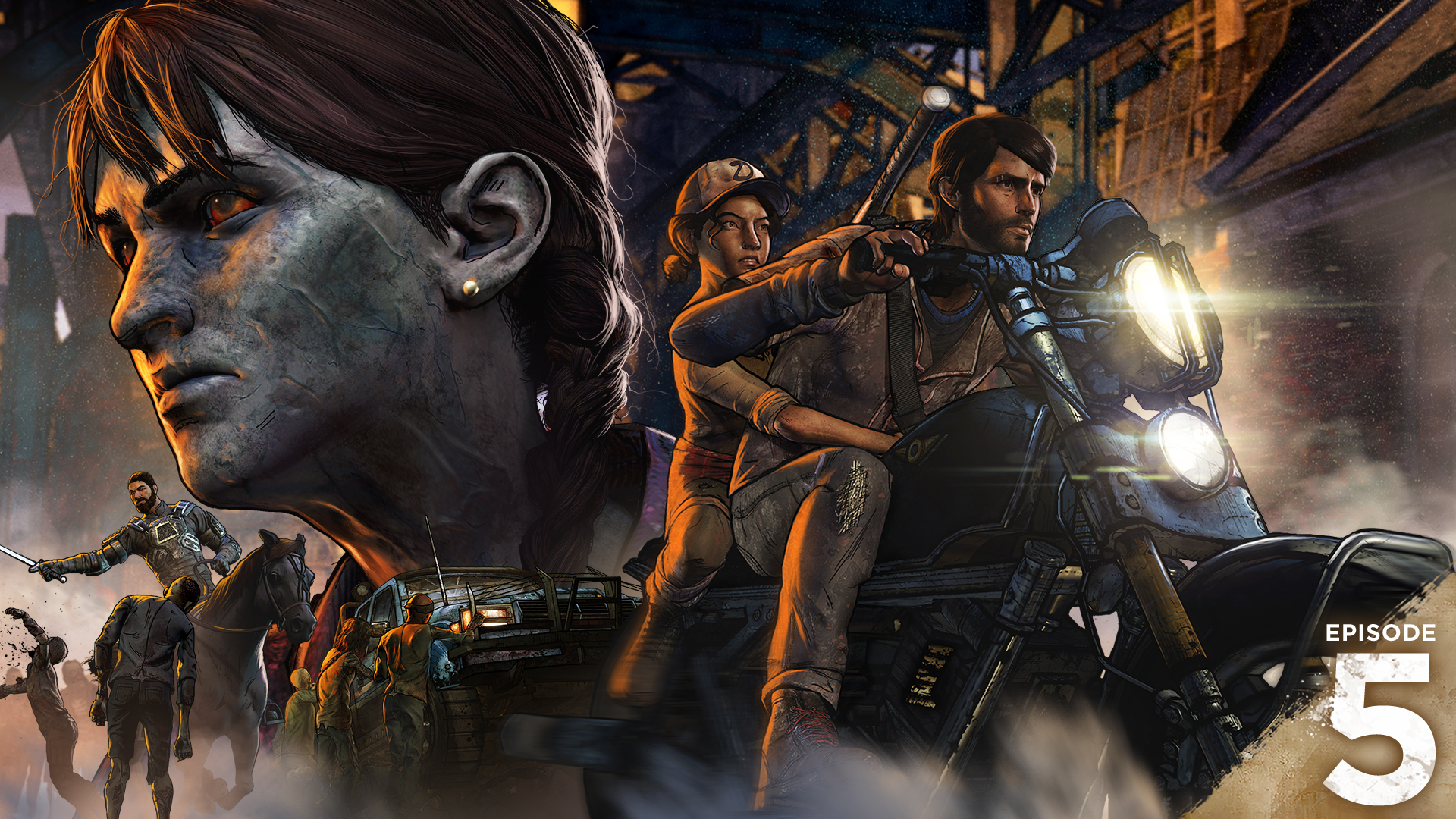 Review: The Walking Dead: A New Frontier: From the Gallows