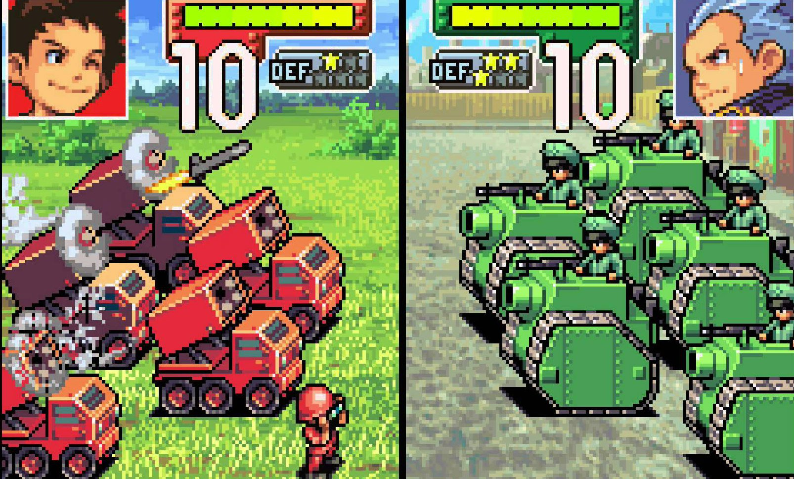 Advance Wars producer says he'd 'love' to create another, but will miss relationship system of Fire Emblem screenshot