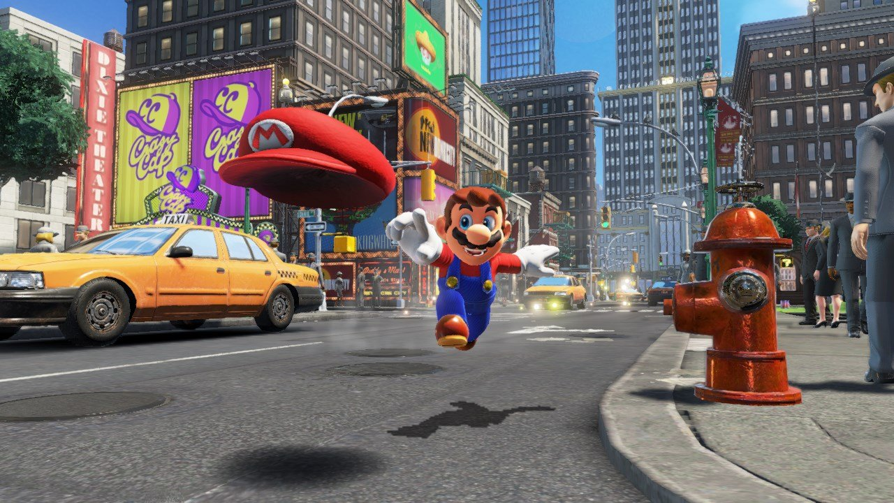 Rumor Super Mario Odyssey Arriving In November As Nintendo